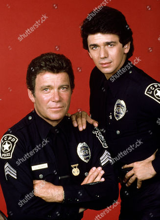 William Shatner, Adrian Zmed