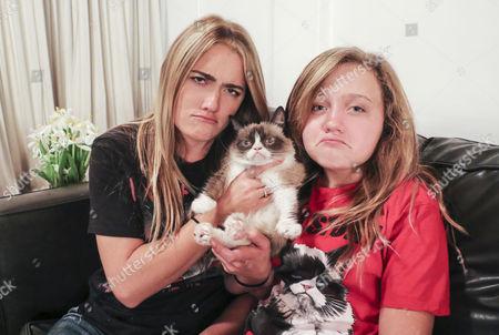 Tabatha Bundesen, Grumpy Cat, Aubrey Plaza, Megan Charpentier