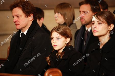Colin Firth, Perla Haney-Jardine, Willa Holland