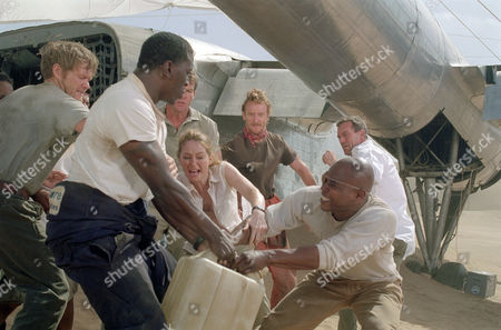 Scott Michael Campbell, Tyrese Gibson, Miranda Otto, Dennis Quaid, Tony Curran, Kirk Jones, Hugh Laurie