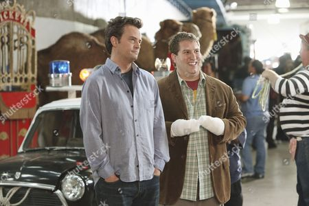 Matthew Perry, Nate Torrence