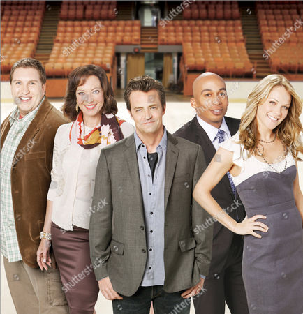 Nate Torrence, Allison Janney, Matthew Perry, James Lesure, Andrea Anders
