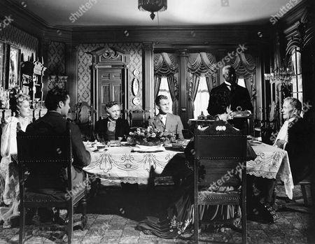 Dolores Costello, Tim Holt, Ray Collins, Joseph Cotten, Agnes Moorehead, J. Louis Johnson, Richard  Bennett