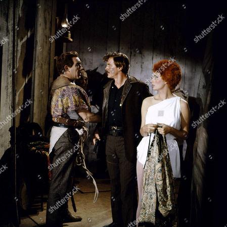 Anthony Quinn, Steve Forrest, Sophia Loren