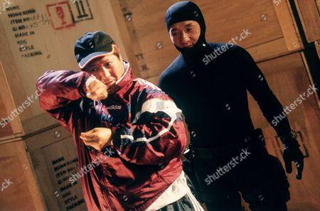 Sammo Hung Kam-Bo, Jackie Chan