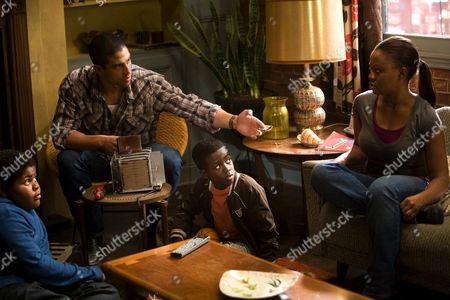 Adam Rodriguez, Kwesi Boakye, Hope Olaide Wilson