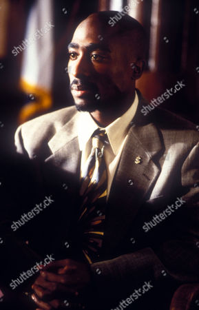 Stock Photo of Tupac Shakur