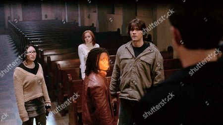 Kristy Wu, Lindy Booth, Paul James, Jared Padalecki