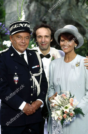 Herbert Lom, Roberto Benigni, Claudia Cardinale