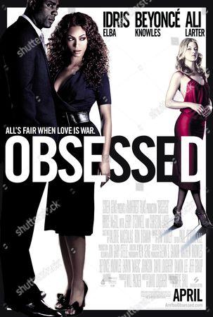 Idris Elba, Beyonce Knowles, Ali Larter