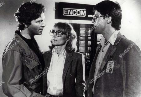 Jeff Bridges, Cindy Morgan, Bruce Boxleitner