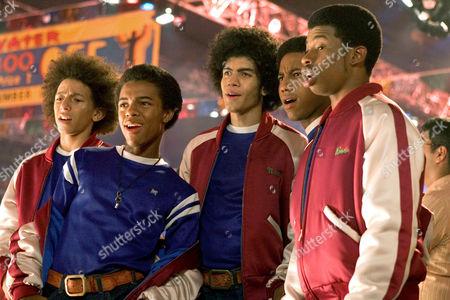 Khleo Thomas, Lil Bow Wow, Rick Gonzalez, Brandon T. Jackson, Marcus T. Paulk