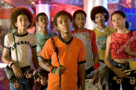 Khleo Thomas, Marcus T. Paulk, Lil Bow Wow, Brandon T. Jackson, Rick Gonzalez, Jurnee Smollett