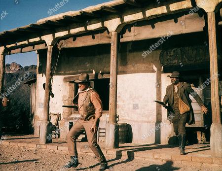 John Wayne, Jack Elam
