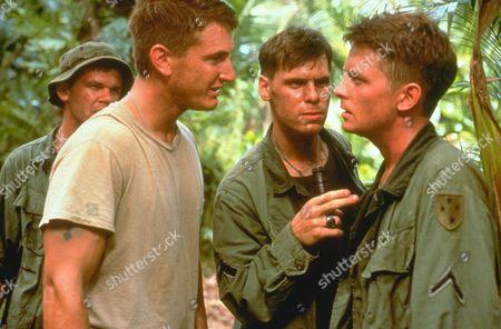 Sean Penn, Don Harvey, Michael J. Fox