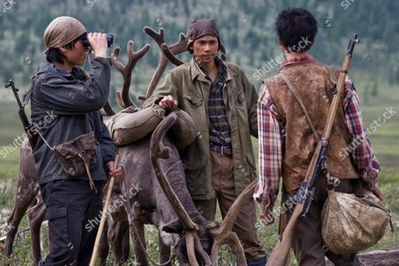 Jeune Fille et Les Loups, La (2008)