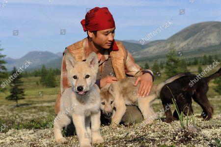 Stock Picture of Jeune Fille et Les Loups, La (2008)