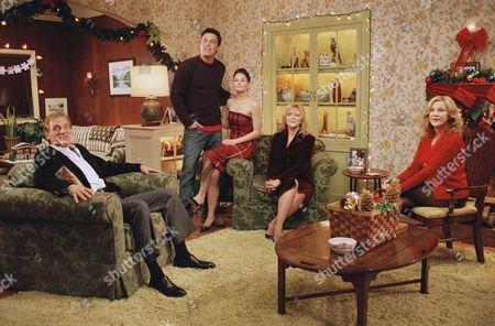 Jennifer Morrison, David Selby, Stephanie Faracy
