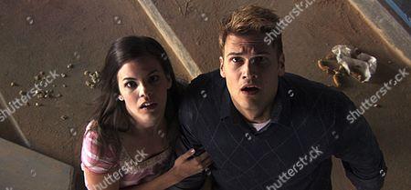 Haley Webb, Nick Zano