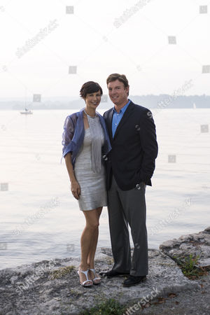 Catherine Bell, Chris Potter