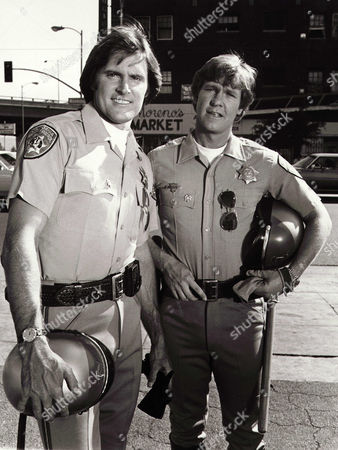 Bruce Jenner, Larry Wilcox