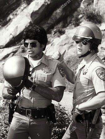 Erik Estrada, Larry Wilcox