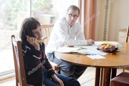 Stock Picture of Eloise Laurence, Tim Roth