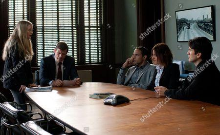 Amanda Seyfried, Daniel Sunjata, Katherine Moenning, Wes Bentley