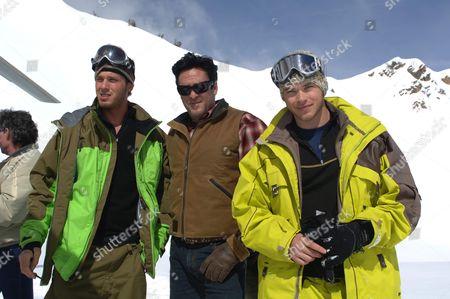 Eric Lively, Michael Madsen, Kellan Lutz
