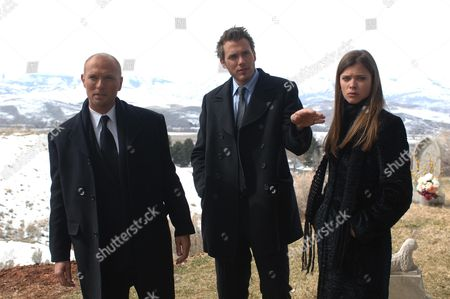 Luke Goss, Eric Lively, Peyton List