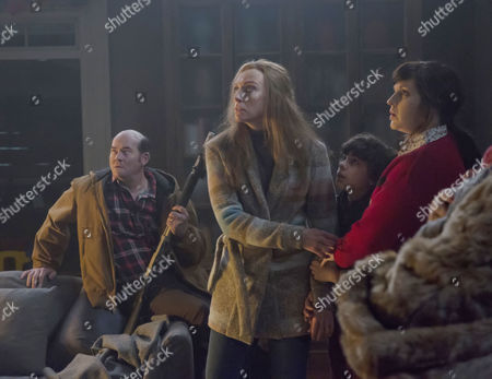 David Koechner, Toni Collette, Emjay Anthony, Alison Tolman