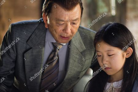Stock Image of Catherine Chan, James Hong