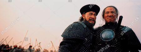 Andy Lau, Jet Li