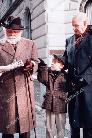 Richard Attenborough, Casey Wurzbach, Robert Prosky