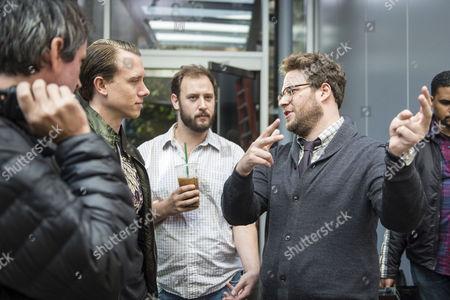 Jonathan Watson, Brandon Trost, Seth Rogen