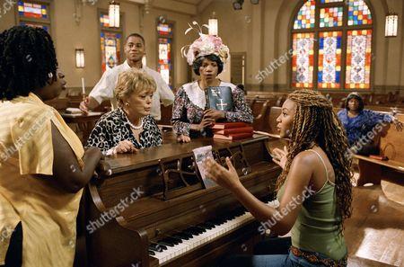 Cuba Gooding Jr, Melba Moore, Rue McClanahan, Beyonce Knowles