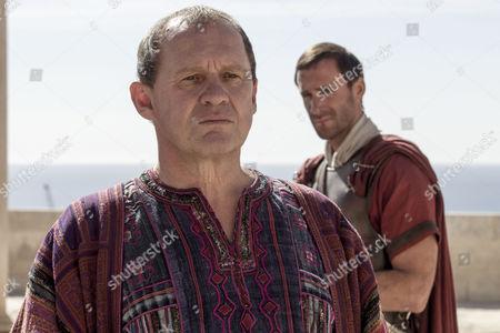 Peter Firth, Joseph Fiennes