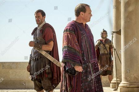 Joseph Fiennes, Peter Firth