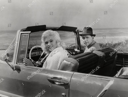 Stock Picture of Jayne Mansfield, Tom Ewell