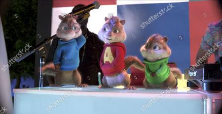 Matthew Gray Gubler, Justin Long, Jesse McCartney