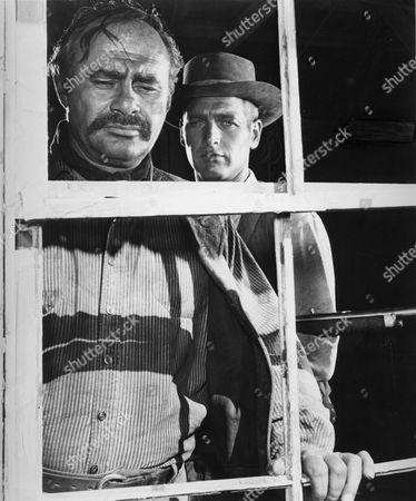 Martin Balsam, Paul Newman