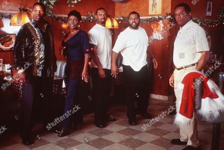 Don D.C. Curry, Sommore, Mike Epps, Ice Cube, John Witherspoon