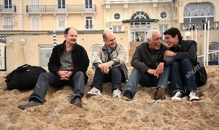 Marc Lavoine, Gérard Darmon, Jean-Pierre Darroussin, Bernard Campan