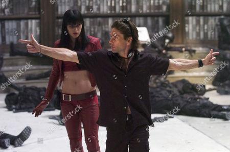 Milla Jovovich, Kurt Wimmer
