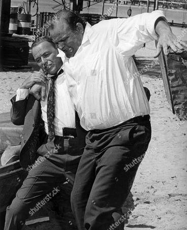 Frank Sinatra, Dan Blocker