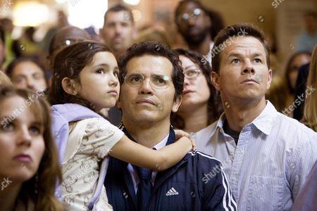 Stock Image of Ashlyn Sanchez, John Leguizamo, Mark Wahlberg