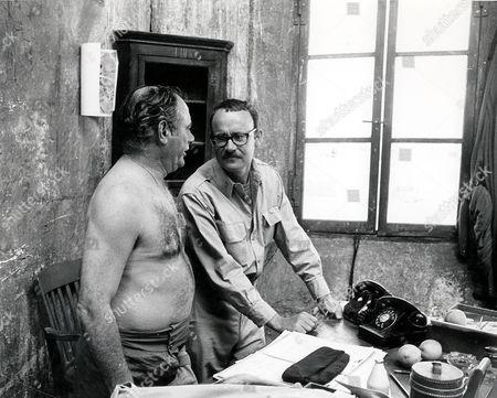 Martin Balsam, Buck Henry
