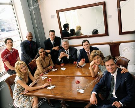 Editorial picture of Spin City - 1996-2002