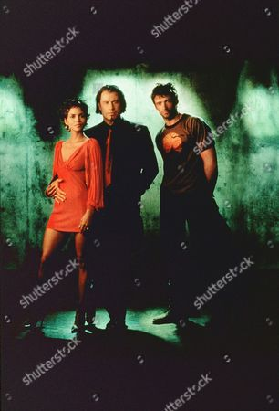 Halle Berry, John Travolta, Hugh Jackman