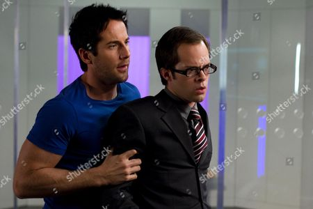 Stock Picture of Ed Quinn, Neil Grayston